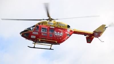 ZK-HKZ - Kawasaki BK117B-2 - Auckland Regional Rescue Helicopter Trust