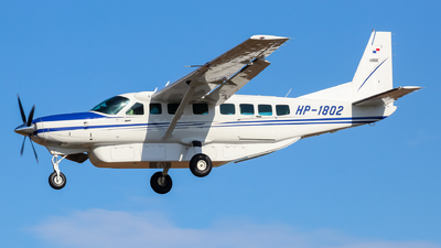 HP-1802 - Cessna 208B Grand Caravan EX - Private