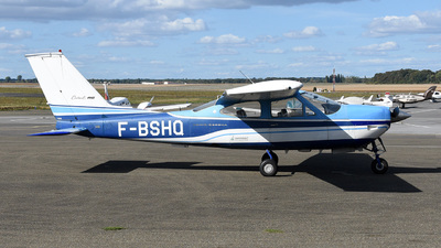 A picture of FBSHQ - Cessna 177RG Cardinal RG - [0016] - © bruno muthelet