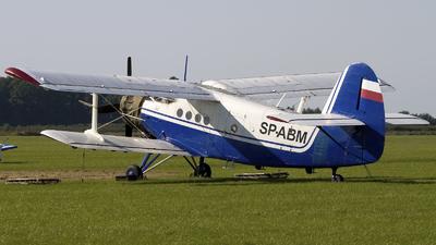 SP-ABM - PZL-Mielec An-2 - Aero Club - Lubelski
