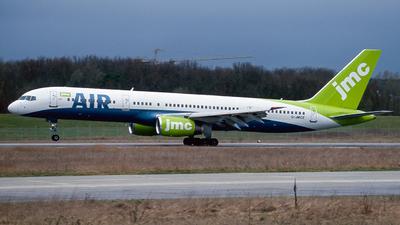 G-JMCE - Boeing 757-25F - JMC Air