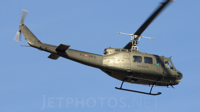 MM80711 - Agusta-Bell AB-205A-1 - Italy - Army