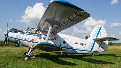 UR-06102 - PZL-Mielec An-2T - Private