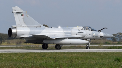 720 - Dassault Mirage 2000-9 - United Arab Emirates - Air Force