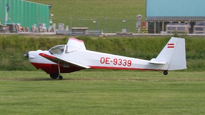 OE-9339 - Scheibe SF.25C Falke - Private
