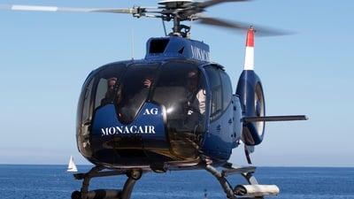 3A-MAG - Eurocopter EC 130T2 - Monacair
