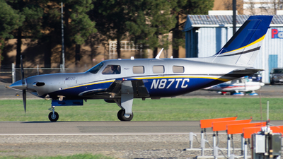 N87TC - Piper PA-46-M500 - Private