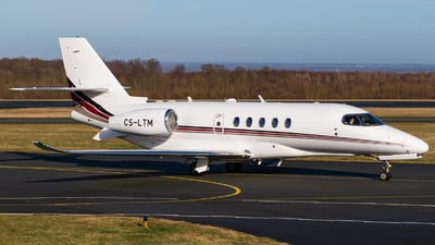 CS-LTM - Cessna Citation Latitude - NetJets Europe