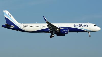VT-IUA - Airbus A321-271NX - IndiGo Airlines