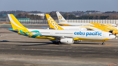 RP-C3348 - Airbus A330-343 - Cebu Pacific Air