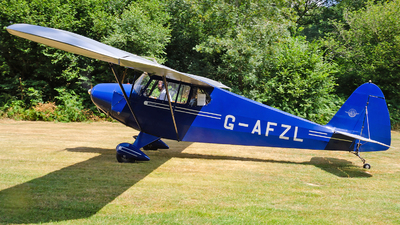 A picture of GAFZL - Porterfield CP65 Collegiate - [581] - © Brian Whitelegg