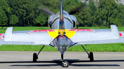 OK-XRA - Zlin 50LX - The Flying Bulls