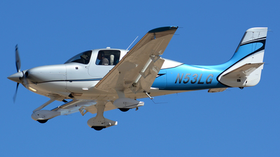 A picture of N53LG - Cirrus SR22T - [0812] - © Alejandro Hern�ndez Le�n
