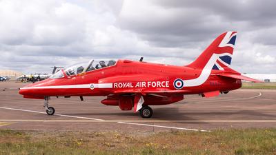 XX323 - British Aerospace Hawk T.1A - United Kingdom - Royal Air Force (RAF)