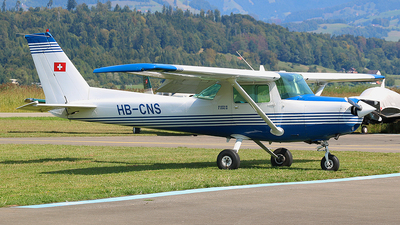 HB-CNS - Reims-Cessna F152 II - Flugsportgruppe Grenchen
