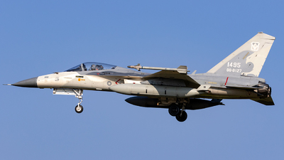 1495 - AIDC F-CK-1C Ching Kuo - Taiwan - Air Force