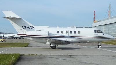 LY-LTA - Raytheon Hawker 800XP - Charter Jets