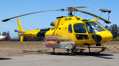 EC-IOI - Eurocopter AS 350B3 Ecureuil - Pegasus Aviación