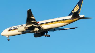 9V-SVC - Boeing 777-212(ER) - Singapore Airlines