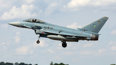 30-94 - Eurofighter Typhoon EF2000 - Germany - Air Force