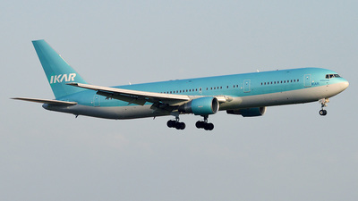 VP-BOY - Boeing 767-3G5(ER) - Ikar (Nordwind Airlines)