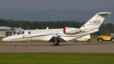D-CEFD - Cessna 525B CitationJet 3 - EFD Eisele Flugdienst