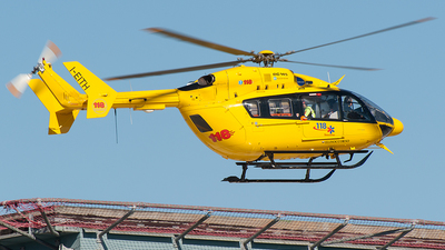 I-EITH - Eurocopter EC 145 - Babcock Italia