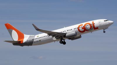 PR-GZV - Boeing 737-8KN - GOL Linhas Aéreas