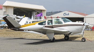 CC-PZQ - Beechcraft S35 Bonanza - Private