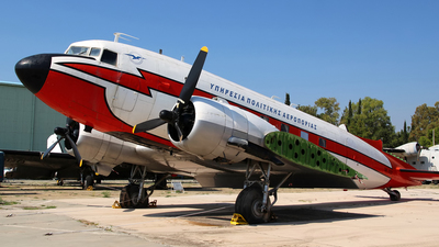 SX-ECF - Douglas DC-3 - Greece - Civil Aviation Authority