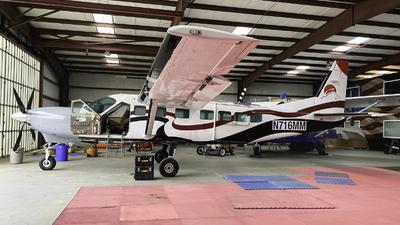 N716MM - Cessna 208B Grand Caravan - Skydive Suffolk