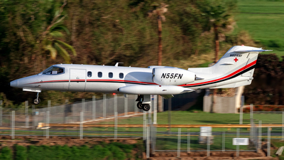 N55FN - Bombardier Learjet 35A - Private