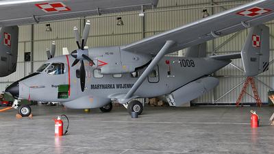 1008 - PZL-Mielec M-28-1R Bryza - Poland - Navy