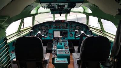CCCP-85020 - Tupolev Tu-154 - Aeroflot