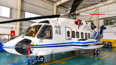 B-7305 - Sikorsky S-92A Helibus - China Offshore Helicopter Service Corporation (COHC)