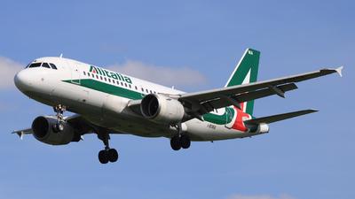 A picture of IBIMA - Airbus A319112 - Alitalia - © Carlo Luigi Tamiazzo