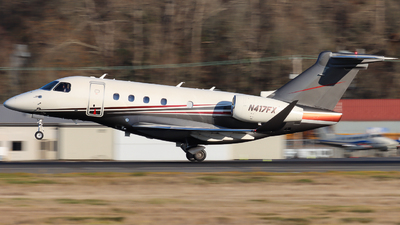 A picture of N417FX - Embraer Legacy 450 - Flexjet - © Ethan Peters