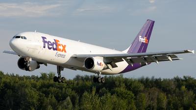 N725FD - Airbus A300B4-622R(F) - FedEx