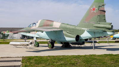 81 - Sukhoi Su-25 Frogfoot - Russia - Air Force