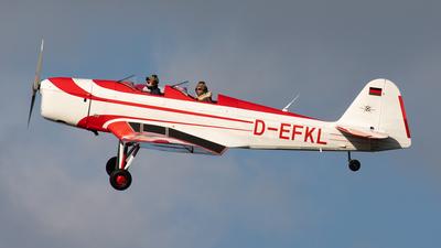 D-EFKL - Klemm Kl-35D - Private