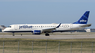 N265JB - Embraer 190-100IGW - jetBlue Airways