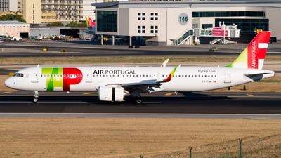 A picture of CSTJM - Airbus A321251N - TAP Air Portugal - © Lars Kaemena