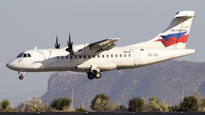 SX-EIT - ATR 42-512 - Sky Express