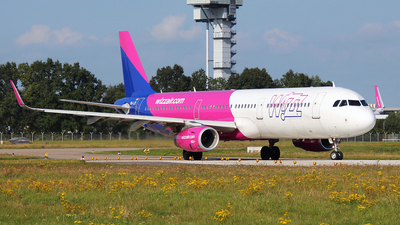 HA-LTE - Airbus A321-231 - Wizz Air