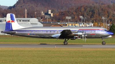 A picture of OELDM - Douglas DC6B - [45563] - © ms spot