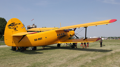 HA-MDT - PZL-Mielec An-2R - Fly-Coop