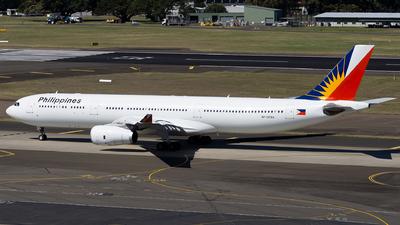 RP-C8784 - Airbus A330-343 - Philippine Airlines