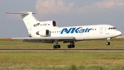 RA-42362 - Yakovlev Yak-42D - Grozny Avia