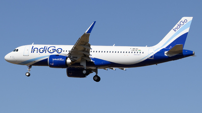 A picture of FWWBE - Airbus A320200N - Airbus - © Pierre Pm