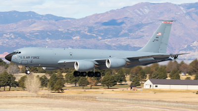 63-7991 - Boeing KC-135R Stratotanker - United States - US Air Force (USAF)